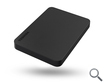 HDD EXTERNO TOSHIBA CANVIO BASICS 2.5 1 TB 3.0 BLACK